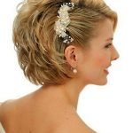 Wedding hairstyles for women with short hair 150x150 účesy foto