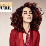 Boho Curl Salon Look – Laysaa