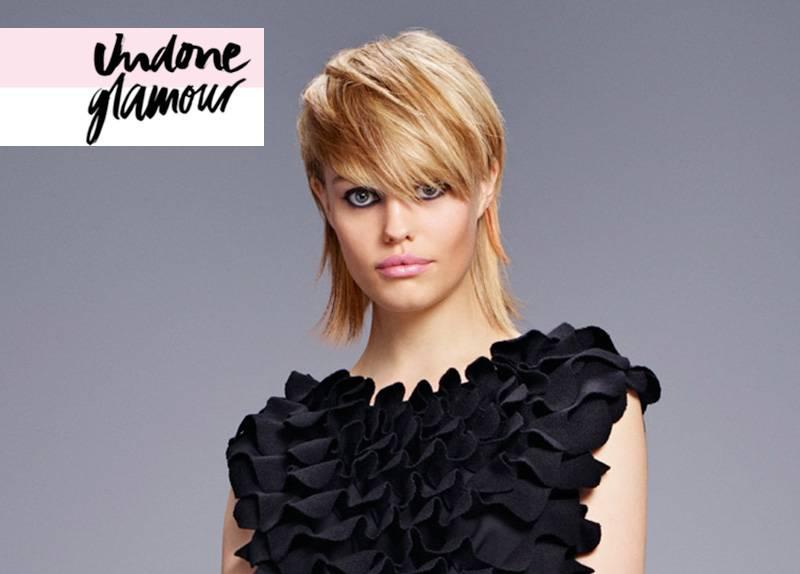 Undone Glamour Catwalk Look – Gemma