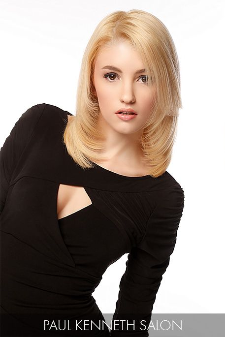 maslové blond pramene