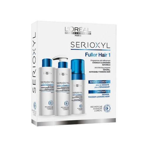 Loreal Professionnel Sada pre prírodné rednúce vlasy Serioxyl 1
