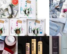 Kosmetika na vlasy – novinky prosinec 2019