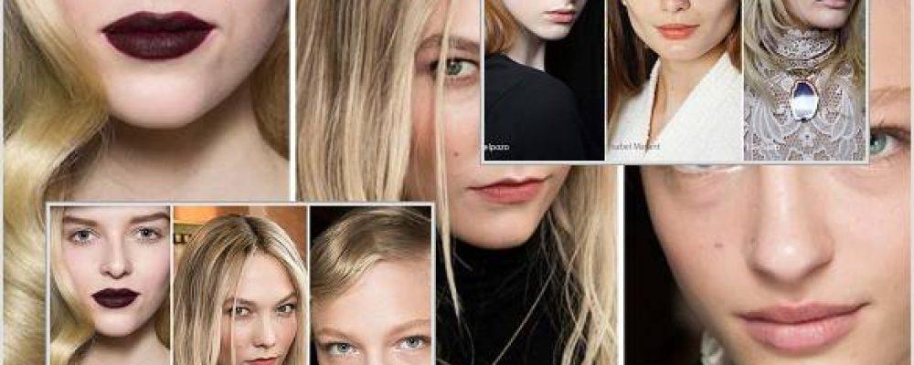 Jeseň/Zima 2016-2017 Farebné trendy + video ako sa odfarbiť na blond