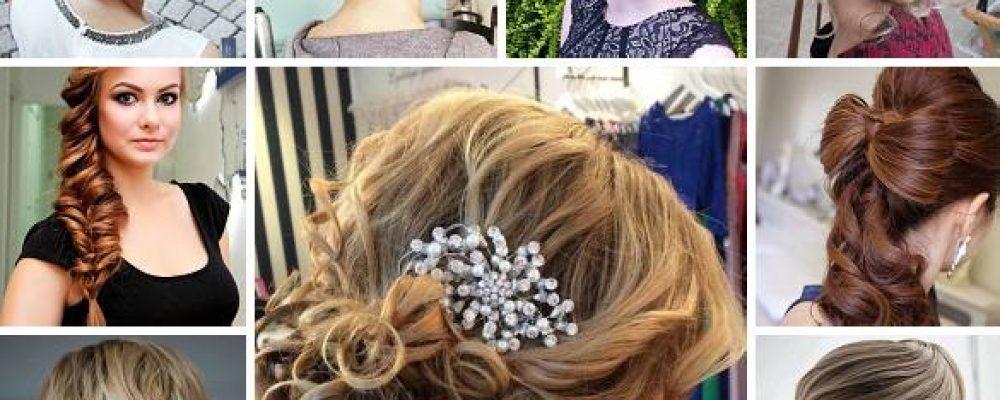 Účesy na ples 2016 z dlhých vlasov.