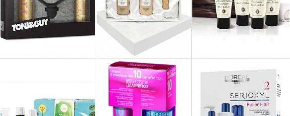 Darčekové sady s vlasovou kozmetikou do 30 euro.