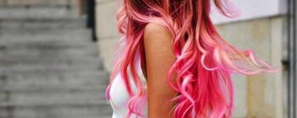 O farbení vlasov, o farbách na vlasy.